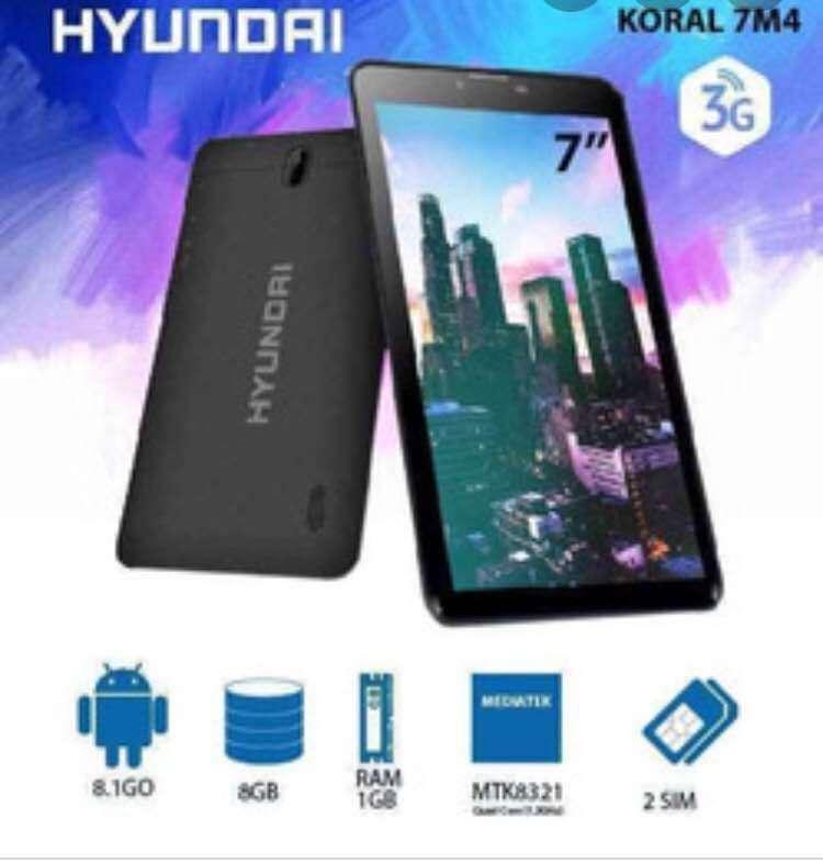 Tablet a chip Hyundai de 7 pulgadas - 5