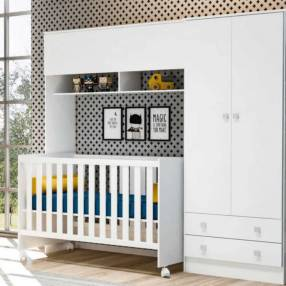 Modulo infantil 2893 qmovi carvallo|blanco (30336)