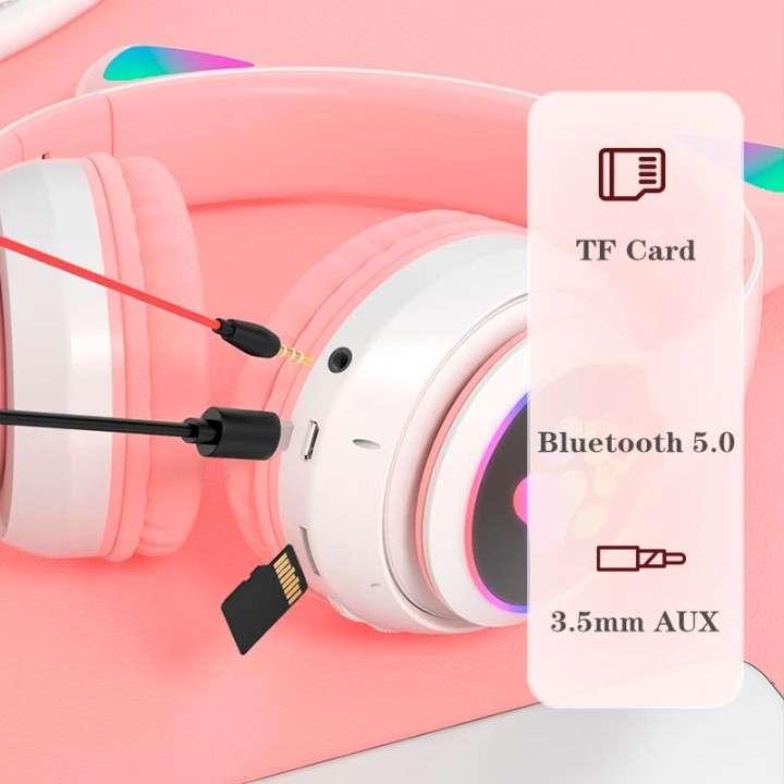 Auricular CAT Inalámbrico/Cableado - Micrófono Integrado - 5