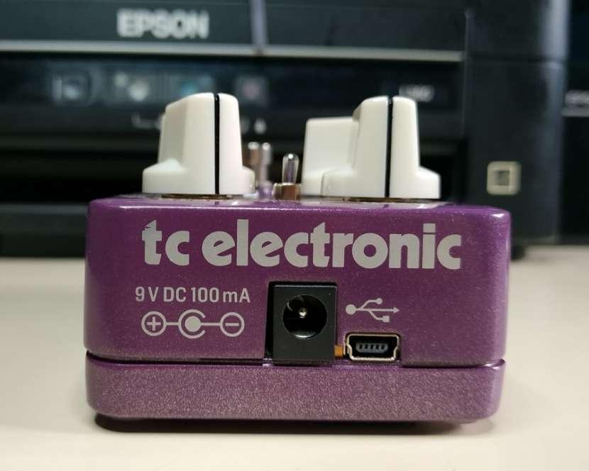 Pedal p/ guitarra eléctrica TC Electronic Vortex Flanger - 3