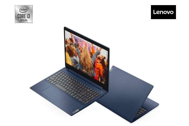 Notebook Lenovo Ideapad i3 Touch Blue - 0