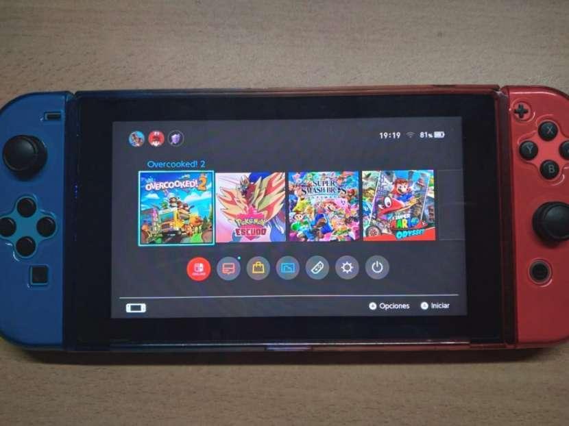 Nintendo Switch - Con 4 Juegos - 1