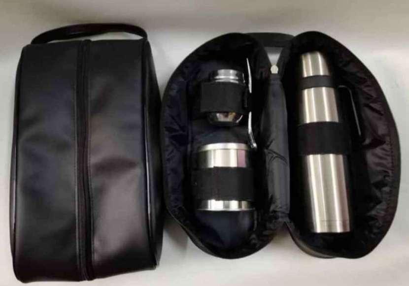 Kit de termo con bolso - 2