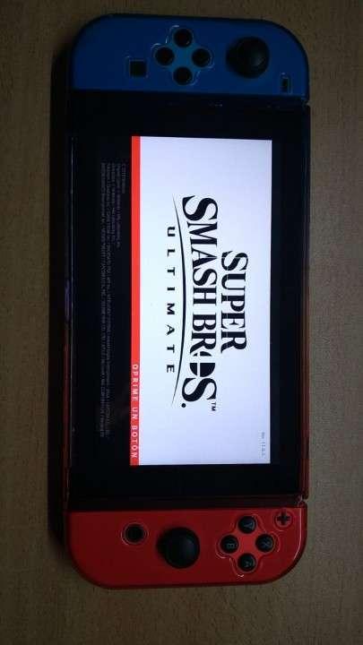 Nintendo Switch - Con 4 Juegos - 6