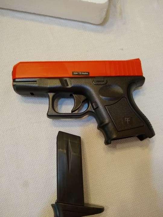 Pistola de Airsoft a resorte de 6 milímetros - 2