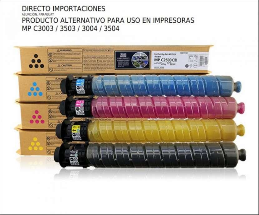 Tóner en cartucho para uso en fotocopiadoras e impresoras - 2