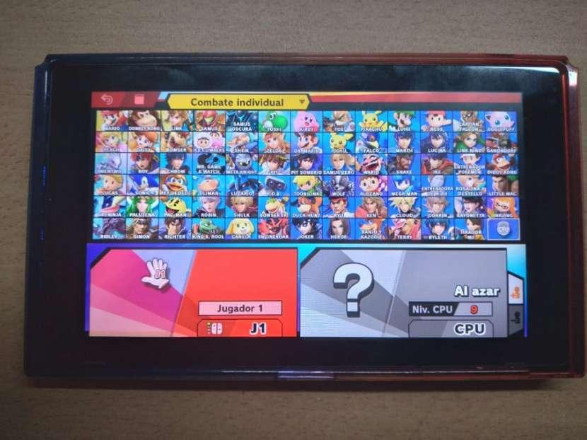 Nintendo Switch - Con 4 Juegos - 4