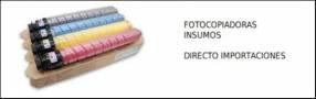 Tóner en cartucho para uso en fotocopiadoras e impresoras