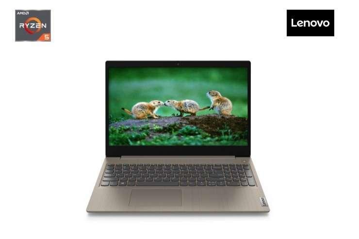 Notebook Lenovo iDeaPad 15 Ryzen 5 - 0