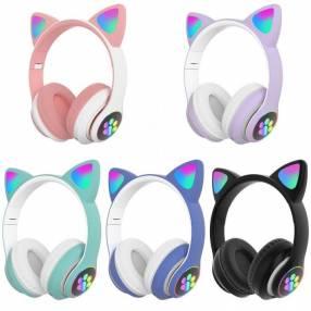Auricular CAT Inalámbrico/Cableado - Micrófono Integrado