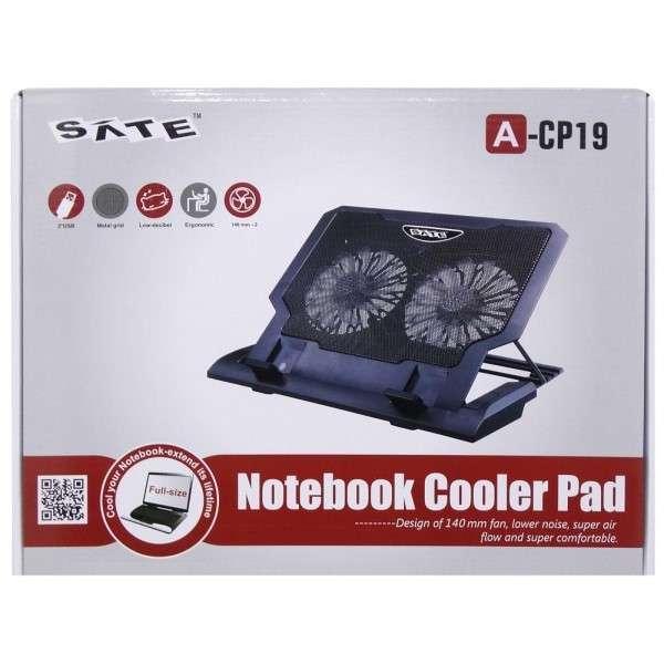 Cooler para notebook disponible - 0