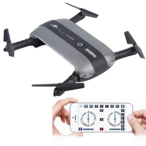 Drone wifi A-Fly pocket 6 ejes filmadora HD 720p - 0