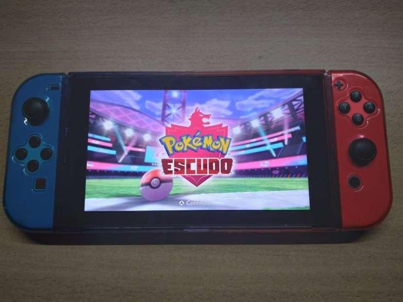 Nintendo Switch - Con 4 Juegos - 3