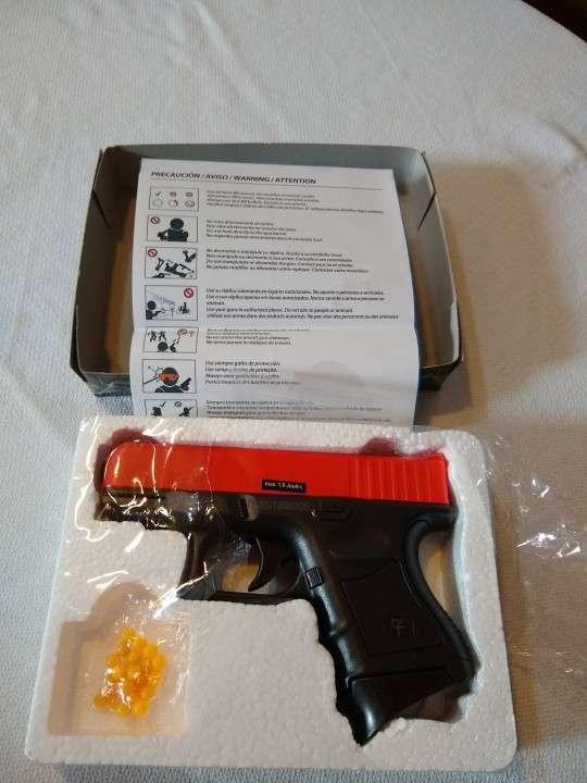 Pistola de Airsoft a resorte de 6 milímetros - 1