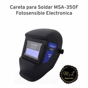 Careta para soldar MSA-350F