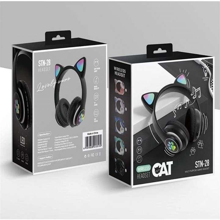 Auricular CAT Inalámbrico/Cableado - Micrófono Integrado - 1