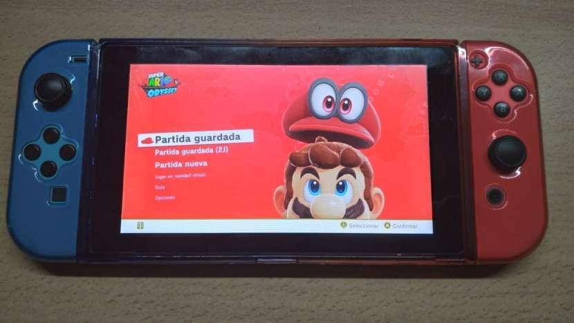 Nintendo Switch - Con 4 Juegos - 2