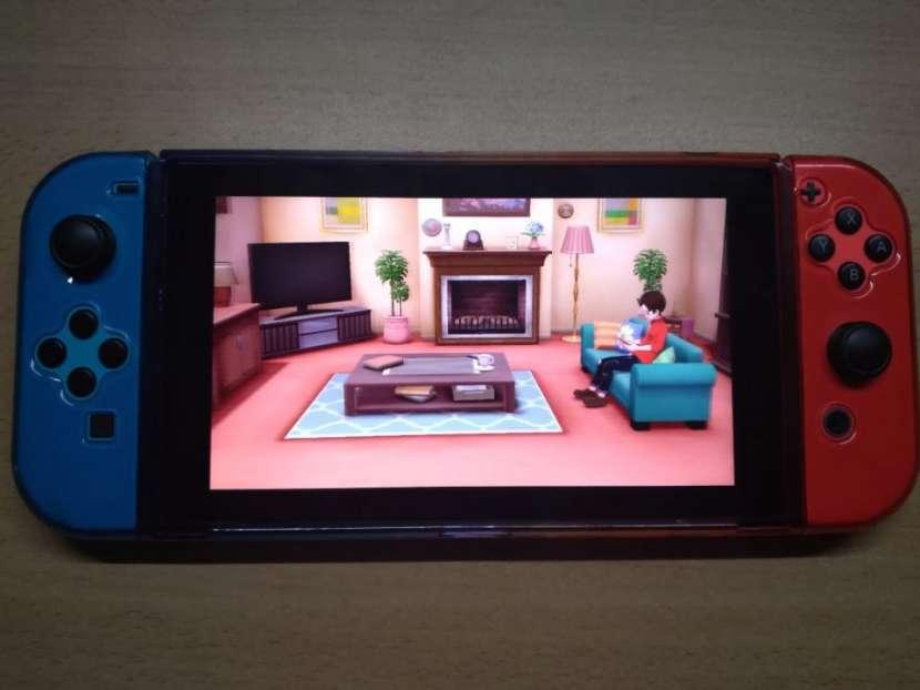 Nintendo Switch - Con 4 Juegos - 5