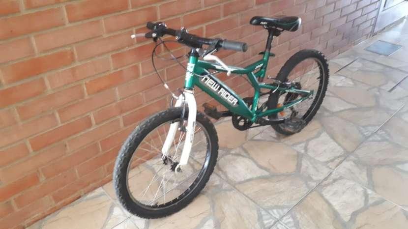 Bicicleta Caloi aro 20 - 3