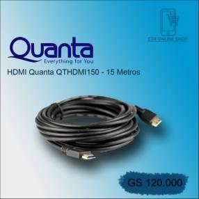 Cable HDMI 15 METROS QUANTA