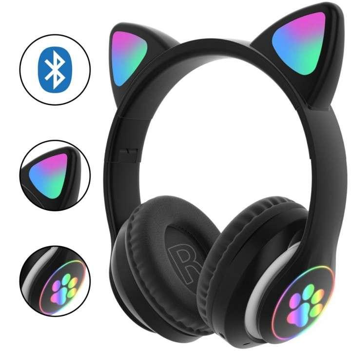 Auricular CAT Inalámbrico/Cableado - Micrófono Integrado - 3