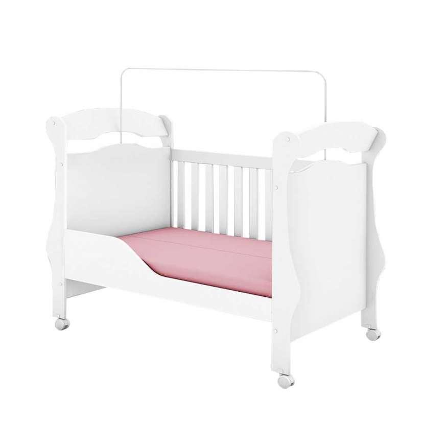 Cuna mini-cama pimpão j&a jequitibá blanco (30353) - 0