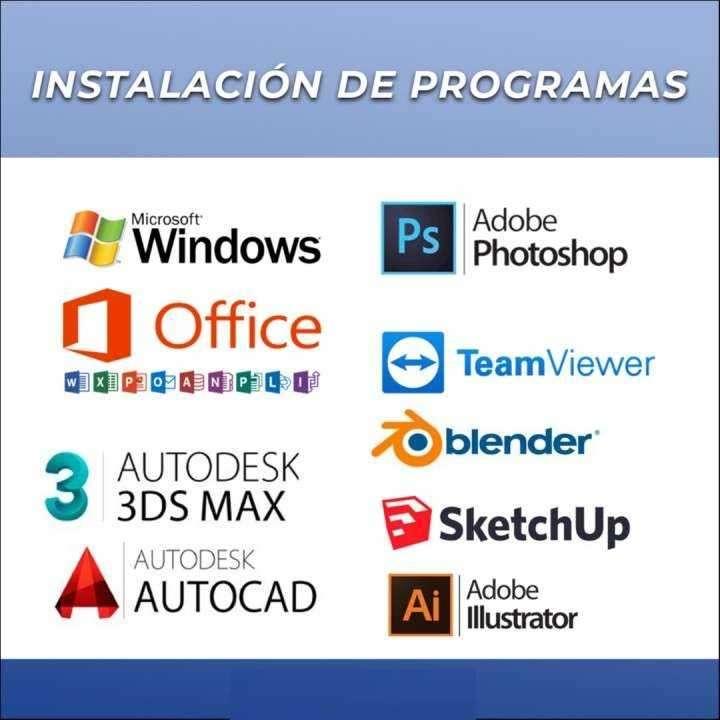 Instalación de programas - 0