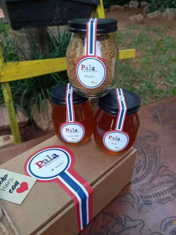 Combo miel de abeja - 0