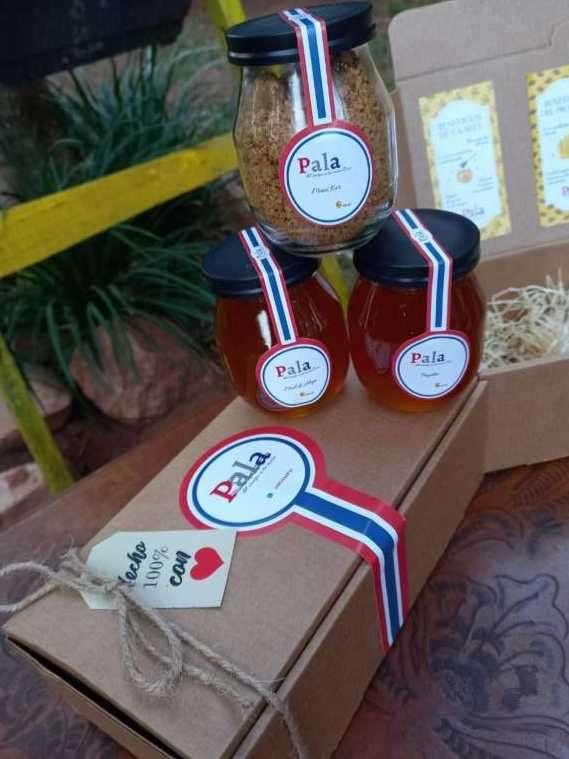 Combo miel de abeja - 1