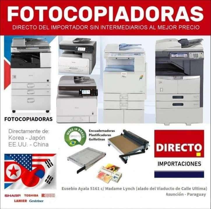 Fotocopiadoras - 0