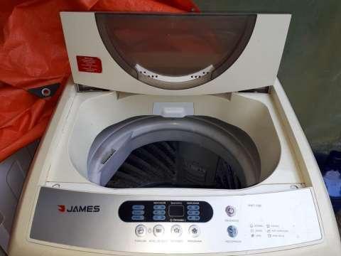 Lavarropas automática James - 1
