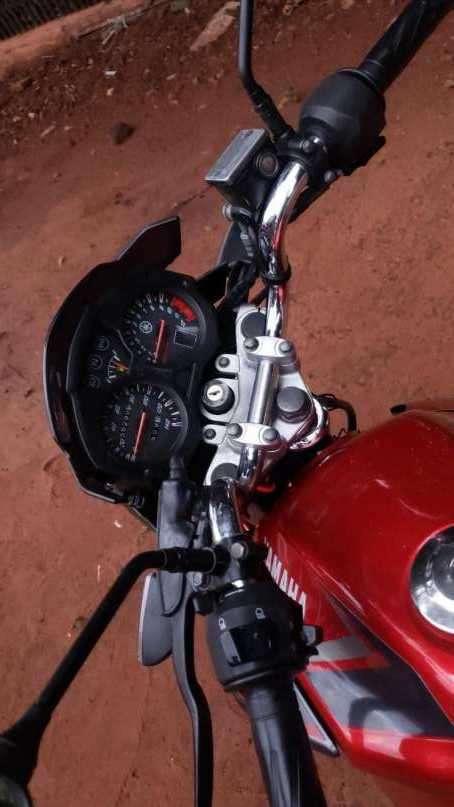 Moto Yamaha Ybr125z 2017 - 4