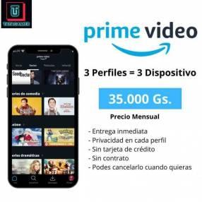 Amazon Prime Vídeo