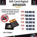 Gift Card de Amazon - 0