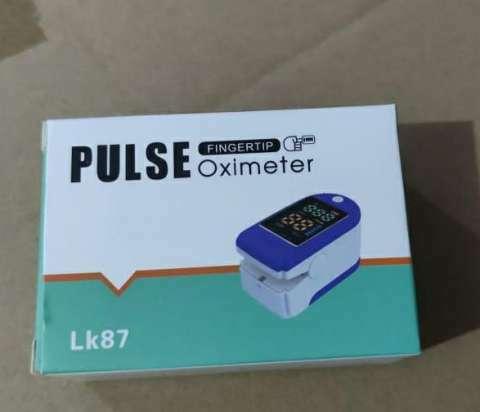 Oxímetro y termómetro infrarrojo - 0