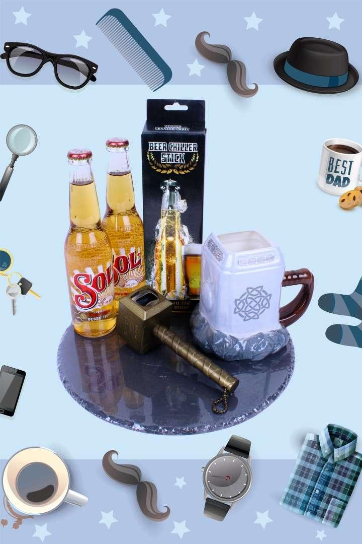 Canasta de cerveza – Día del Padre - 0