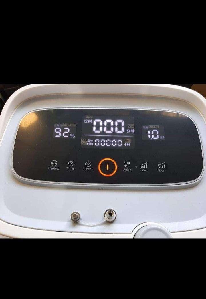 Concentrador de oxígeno - 0