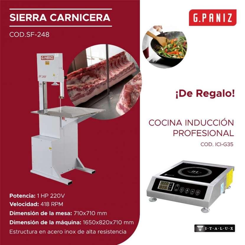 Sierra carnicera G. Paniz - 0