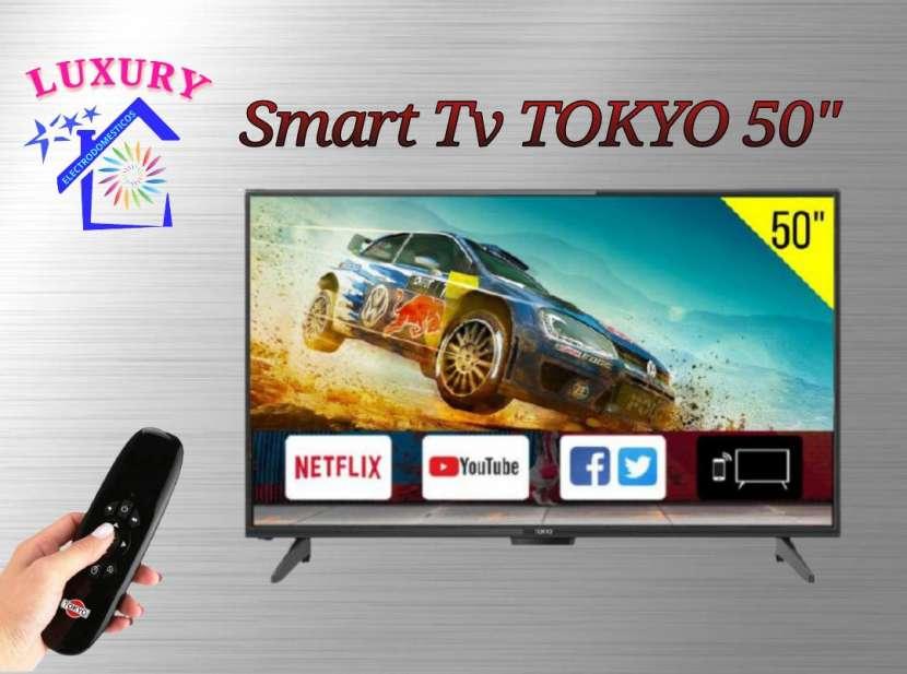 Smart TV Tokyo 50 pulgadas - 0