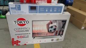 Smart TV Tokyo 4K de 50 pulgadas
