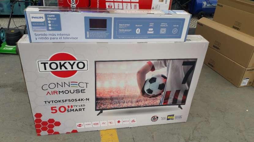 Smart TV Tokyo 4K de 50 pulgadas - 0