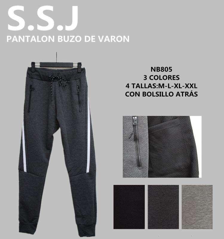Buzo para caballero SSJNB805 - 0