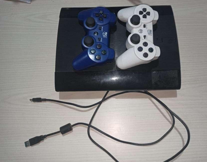 PS3 Super Sim 500 gb - 0