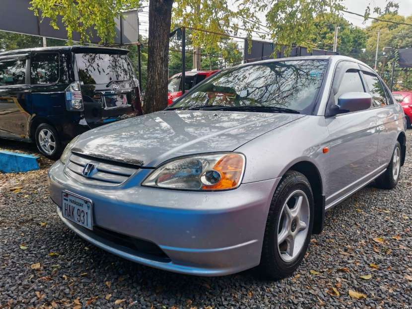 Honda Civic 2002 - 0
