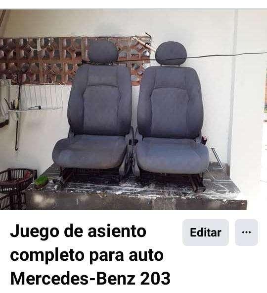 Asientos de auto Mercedes-Benz - 0