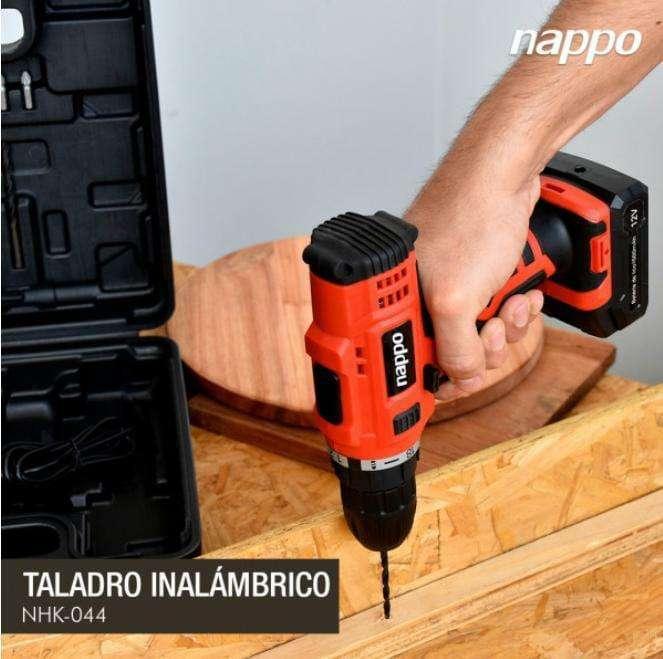 Taladro inalámbrico - 0