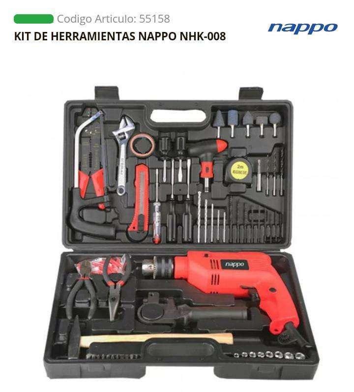 Taladro con Kits de herramientas - 0
