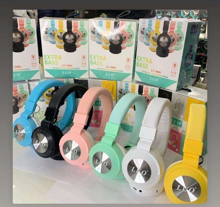 Audífonos LUO - 0