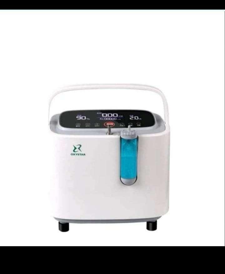 Concentrador de oxígeno - 1