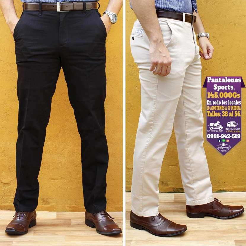Pantalones y vaqueros Sports - 1